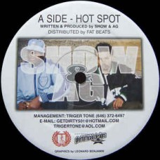 """Show & AG - Hot Spot / Oops, 12"""""""