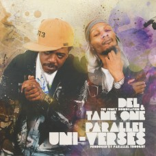 Del The Funky Homosapien & Tame One - Parallel Uni-Verses, LP