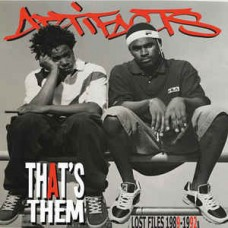 Artifacts - That's Them (Lost Files 1989-1992), LP