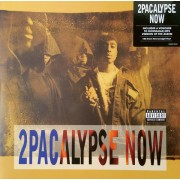2Pac - 2Pacalypse Now , 2xLP, Reissue