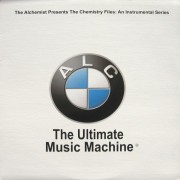 Alchemist - The Chemistry Files: An Instrumental Series - The Ultimate Music Machine, LP