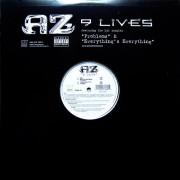AZ - 9 Lives, 2xLP