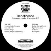 """Beneficence - Contents Under Pressure EP, 12"""", EP"""