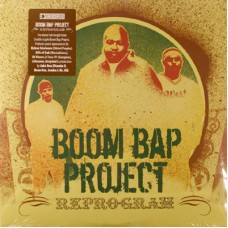 Boom Bap Project - Reprogram, 2xLP