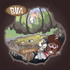 BVA - Be Very Aware, 2xLP