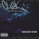 Click Tha Supah Latin - Square Won, 2xLP