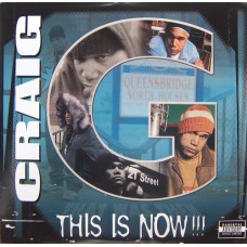 Craig G - This Is Now!!!, 2xLP