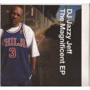 "DJ Jazzy Jeff - The Magnificent EP, 12"", EP"