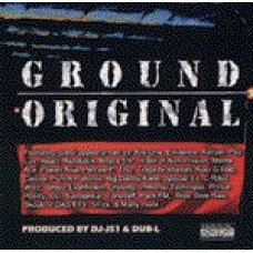DJ JS-1 - Ground Original, 2xLP