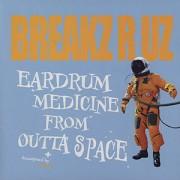 "DJ Peabird - Eardrum Medicine From Outta Space, 12"""