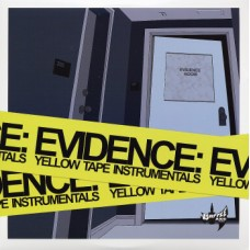 Evidence - The Yellow Tape Instrumentals, 2xLP