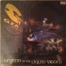GZA - Legend Of The Liquid Sword, 2xLP
