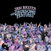 "Jam Baxter - The Gruesome Features, 12"", EP"