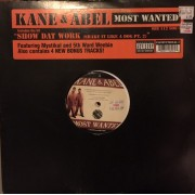 Kane & Abel - Most Wanted , LP