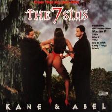 Kane & Abel - The 7 Sins, LP