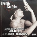 Krumb Snatcha - Respect All Fear None, 2xLP