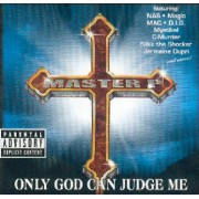 Master P - Only God Can Judge Me, 2xLP