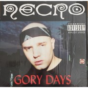 Necro - Gory Days, 2xLP