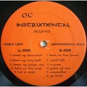 O.C. - Word Life (Instrumental), LP, Promo