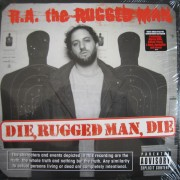 R.A. The Rugged Man - Die, Rugged Man, Die, 2xLP