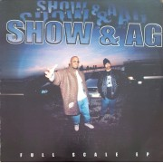 """Show & AG - Full Scale EP, 12"""", EP"""
