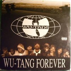 Wu-Tang Clan - Wu-Tang Forever, 4xLP