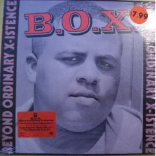 B.O.X. - Beyond Ordinary X-Istence, LP