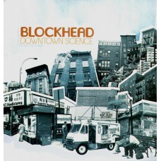 Blockhead - Downtown Science, 2xLP