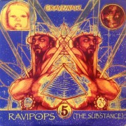 C-Rayz Walz - Ravipops (The Substance), 2xLP