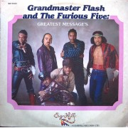 Grandmaster Flash & The Furious Five - Greatest Messages, LP