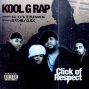 Kool G Rap Introducing 5 Family Click - Click Of Respect, 2xLP