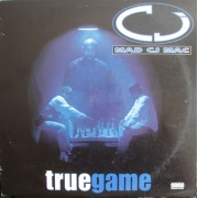 Mad CJ Mac - True Game, LP