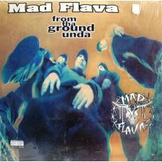 Mad Flava - From Tha Ground Unda, 2xLP