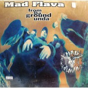 Mad Flava - From Tha Ground Unda, 2xLP