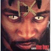 Nine - Nine Livez, 2xLP