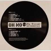 Oh No - The Disrupt (Instrumentals), 2xLP