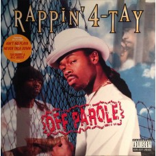 Rappin' 4-Tay - Off Parole, 2xLP