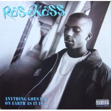 Ras Kass - Anything Goes / On Earth As It Is, 12""