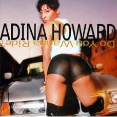 Adina Howard - Do You Wanna Ride?, LP
