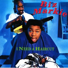 Biz Markie - I Need A Haircut, LP
