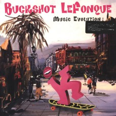 Buckshot LeFonque - Music Evolution, LP