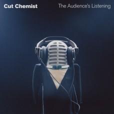Cut Chemist - The Audience's Listening, 2xLP