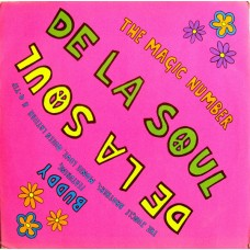 De La Soul - Buddy / The Magic Number, 12""