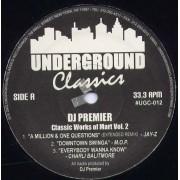 """DJ Premier - Classic Works Of Mart Vol.2, 12"""""""