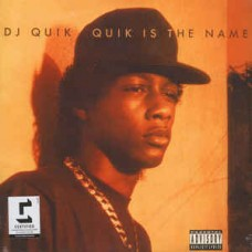 DJ Quik - Quik Is The Name, LP, Reissue