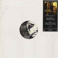 "Ice Cube - War & Peace (Album Sampler), 12"", Promo"