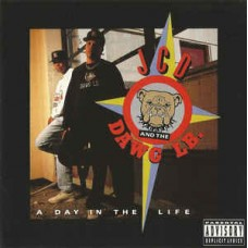 JCD And The Dawg LB. - A Day In The Life, LP