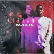 Nubian M.O.B. - Nubian M.O.B., LP