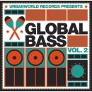 Various - Global Bass Vol. 2, 2xLP