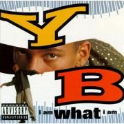 YB - I Am What I Am, LP